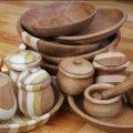 Посуд з дерева – найбезпечніший, проте вимагає особливого догляду