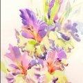 """В Житомирі відбудеться майстер-клас з акварельного живопису """"Квітковий настрій"""""""