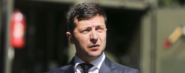 До Житомира приїздить президент України Володимир Зеленський