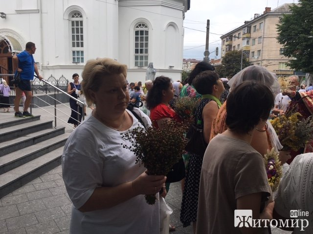 Як житомиряни святкують Маковея. ФОТОРЕПОРТАЖ