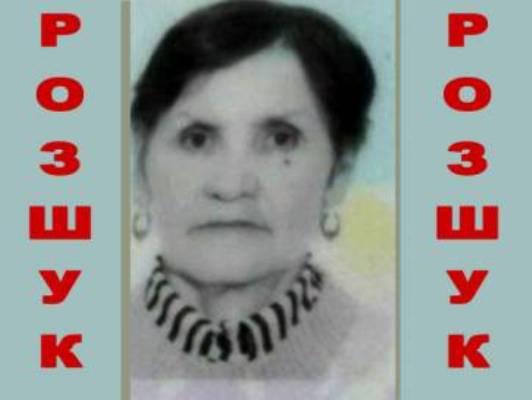 В Бердичеві шукають зниклу 77-річну жінку. ФОТО