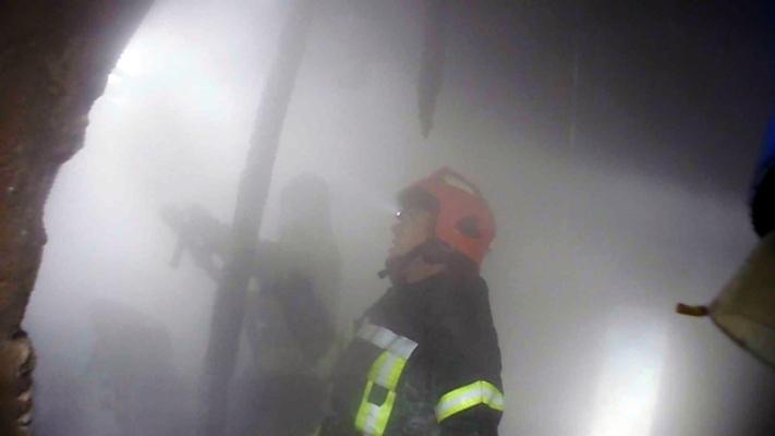 Житомир: під час пожежі в будинку травмувалася дитина