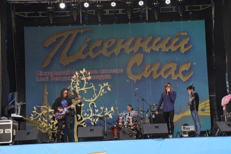 На Михайлівській проходить V Міжнародний фестиваль мистецтв імені Володимира Шинкарука «Пісенний Спас»
