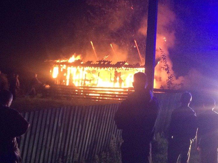 В селі Кишин протягом чотирьох днів трапилось шість пожеж: Вважають, що це підпали