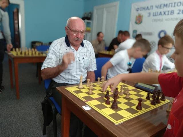 У Житомирі пройшов турнір «Шаховий марафон». ФОТО