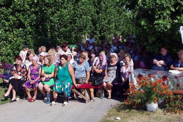Калинівка та Березівка-1 славно відсвяткували дні своїх населених пунктів