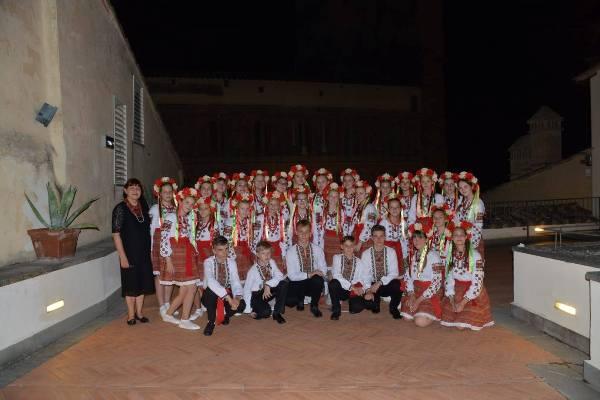 Зразковий хор «Gloria» Житомирської музичної школи №1 ім.Б.М.Лятошинського здобув перемогу у міжнародному конкурсі