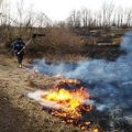 Упродовж доби вогнеборці області ліквідували 2 загорянь сухої трави