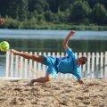 Чемпіонат Житомирської області з пляжного футболу. Розклад матчів ІІ кола