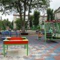 До обласної лікарні потрапив хлопчик, який на дитячому майданчику в Житомирі впав з гойдалки