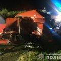 Одна людина загинула, четверо у лікарні, з них двоє – діти: фатальне лобове зіткнення в Житомирській області. ФОТО