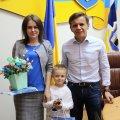 У Житомирі молода мама та її 4-річний син отримали житло за рахунок пільгового молодіжного кредиту