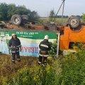 В Черняхівському районі внаслідок ДТП загинула людина, ще двоє травмовані