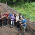 Керівник Житомирської археологічної експедиції розповів про розкопки на Малинському городищі