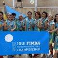 Житомирянка у складі Національної збірної України 45+ виграла Чемпіонат Світу з баскетболу