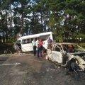 Неподалік Житомира трапилась ДТП з маршруткою: Постраждало 24 людини