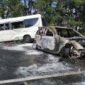 На Житомирщині розпочато досудове розслідування за фактом скоєння дорожньо-транспортної події, унаслідок якої постраждали 24 особи, серед яких неповнолітні