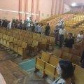 У Новограді-Волинському влада не вшанувала пам'ять загиблих бійців - прийшли лише батьки і волонтери. ФОТО