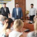 Голова ОДА Віталій Бунечко провів першу нараду з керівниками управлінь ОДА
