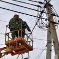 Негода лишила без світла 10 населених пунктів Житомирської області