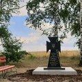 Загиблому бійцю 30-ї бригади Олегу Єрмаку в зоні АТО/ООС встановили меморіал