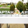 Житомирян запрошують повболівати за футбольні команди на оновленому стадіоні «Спартак Арена»