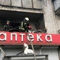 У Житомирі загорілися три балкони п'ятиповерхівки, мешканців евакуювали
