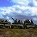 На Житомирщині триває підготовка танкових взводів