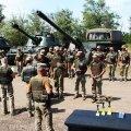 Артилеристи 30-ї бригади - кращі в зоні ООС на сході України