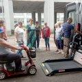 На Житомирщині вже працює 7 служб соціального таксі