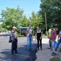 Чергову вулицю відремонтували в Троковичах на Житомирщині.ФОТО