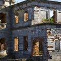 Маєток Терещенків під Житомиром знаходиться на межі повного знищення. ФОТО