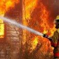 Житомирська область: на пожежі в оселі врятовано жінку