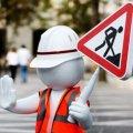 Увага! Обмеження руху по вулиці Великій Бердичівській