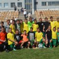 Футболісти Житомира стали переможцями Всеукраїнського турніру з футболу пам'яті Анатолія Пузача