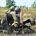 На Житомирщині визначають краще гранатометне відділення АГС-17 серед військових частин ДШВ