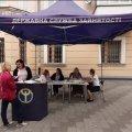 В Житомирі працює мобільний центр зайнятості «Вас шукає робота!»