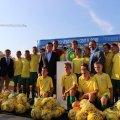 У Житомирі  проходить турнір, приурочений пам'яті Дмитра Рудя