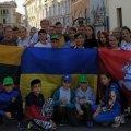 Діти сімей загиблих та учасників АТО/ООС 30-ї бригади відпочили у Литві