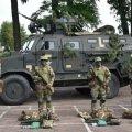 У 95-й десантно-штурмовій бригаді сьогодні відбувся день відкритих дверей