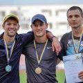 Дві золоті медалі привезли легкоатлети Житомирщини із чемпіонату України