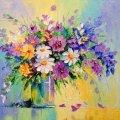 """В Житомирі відбудеться майстер-клас з олійного живопису """"Квітуча країна"""""""