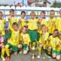 """Команда СДЮСШОР Полісся виграла срібло """"Carpathia cup-2019"""""""