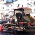 Як в центрі Житомира ремонтують дороги. ФОТО