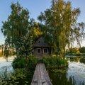 """Мальовничий """"Острів кохання"""" розташований в селі Старий Солотвин Бердичівського району. ФОТО"""