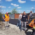 В Оліївській громаді продовжують ремонтувати дороги