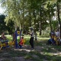 У Новограді-Волинському реалізовано ще один проект «Бюджету участі» 2018 року