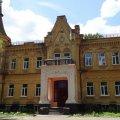 Ренесансно-модерновий цегляний палац в Чуднівському районі був приданим доньки Федора Терещенка.ФОТО