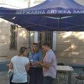 У Житомирі щочетверга працює мобільний центр зайнятості «Вас шукає робота»
