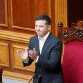 Зеленский внес в Раду законопроект об импичменте президента